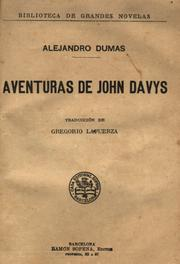 Cover of: Aventuras de John Davys by E. L. James
