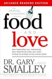 Cover of: Food and Love by Gary Smalley
