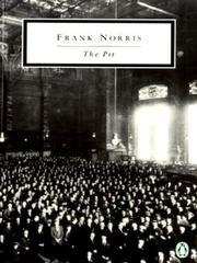 Cover of: The Pit by Frank Norris