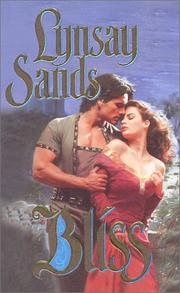 Cover of: Bliss by Lynsay Sands