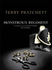 Cover of: Monstrous Regiment by Terry Pratchett