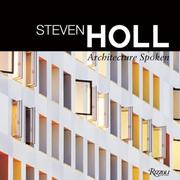 Cover of: Steven Holl by Steven Holl