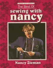 Cover of: The best of Sewing with Nancy by Nancy Luedtke Zieman