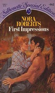 Cover of: First impressions by Nora Roberts