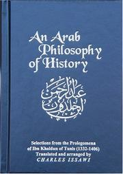 Cover of: Kitāb al-ʻibar by Ibn Khaldūn