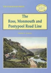 Cover of: The Ross, Monmouth & Pontypool Road Line by Stanley C. Jenkins