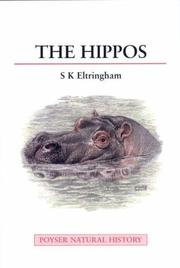 Cover of: The hippos by S. K. Eltringham