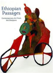 Cover of: Ethiopian passages by Elizabeth Harney