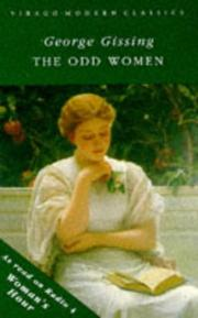 Cover of: The odd women by George Gissing
