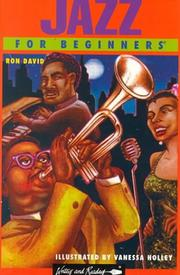 Cover of: Jazz for beginners by Ron David