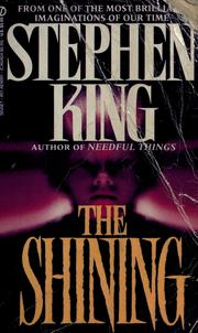 Cover of: The Shining by Stephen King