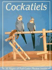 Cover of: Cockatiels by W. A. Starika
