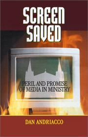 Cover of: Screen saved by Dan Andriacco