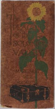 Cover of: The Peace of the Solomon Valley by Margaret Hill McCarter