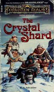 Cover of: The Crystal Shard by R. A. Salvatore