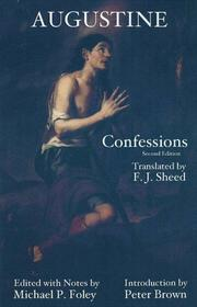 Cover of: Augustine, Confessions by Augustine of Hippo