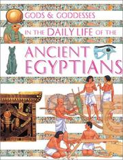 Cover of: In the Daily Life of the Ancient Egyptians by Henrietta Mccall, Henrietta McCall