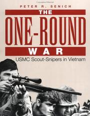 Cover of: The one-round war by Peter R. Senich