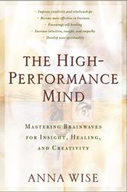 Cover of: The high-performance mind by Anna Wise
