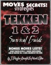 Cover of: Tekken 1 & 2 Survival Guide by J. Douglas Arnold, Mark Elies
