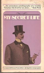 Cover of: My Secret Life by Anonymous