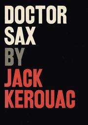 Cover of: Doctor Sax by Jack Kerouac
