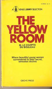 Cover of: The Yellow Room by Anonymous