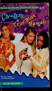 Cover of: True blue Hawaii by Randi Reisfeld