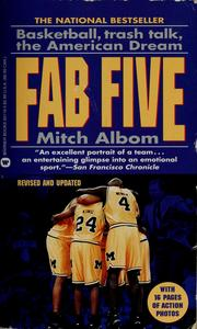 Cover of: Fab five by Mitch Albom