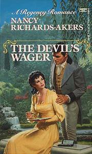 Cover of: The Devil&#39;s Wager by Nancy Richards-Akers