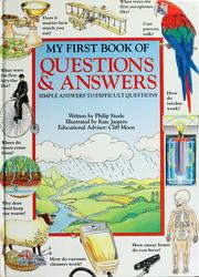 My First Book of Questions and Answers Philip Steele