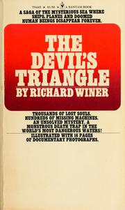 Cover of: Devil's triangle by Richard Winer