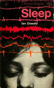 Cover of: Sleep by Ian Oswald