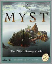 Cover of: Myst by Rick Barba, Rusel DeMaria