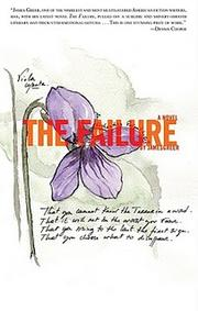 Cover of: The Failure by James Greer