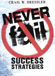 Cover of: Never Fail by Craig W. Dressler