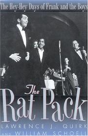 Cover of: The Rat Pack by Lawrence J. Quirk