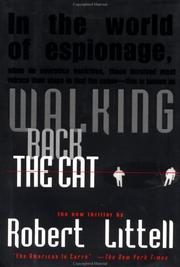 Cover of: Walking back the cat by Robert Littell