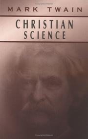 Cover of: Christian Science by Mark Twain