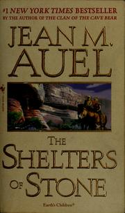 Cover of: The shelters of stone by Jean M. Auel