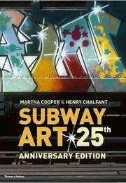 Cover of: Subway Art by Martha Cooper, Henry Chalfant