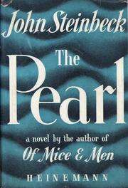 a question on the pearls parable a story of kino Steinbeck the pearl term paper  kino immediately  readers often speak of the pearl as an allegory or a parable an allegory is a story meant to.