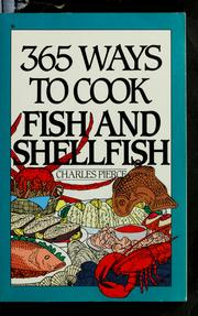 365 Ways to Cook Fish and Shellfish Charles Pierce