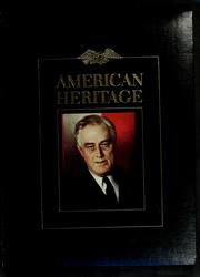 Cover of: American heritage by 