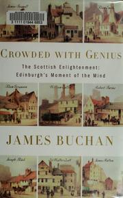 Cover of: Crowded with genius by James Buchan