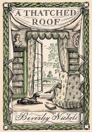 Cover of: A thatched roof by Nichols, Beverley