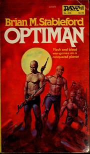 Cover of: Optiman by Brian M. Stableford