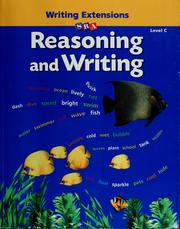 Cover of: Reasoning and writing by Siegfried Engelmann