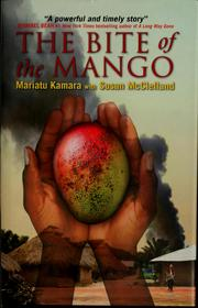 Cover of: The bite of the mango by Mariatu Kamara