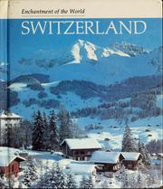 Cover of: Switzerland by Martin Hintz